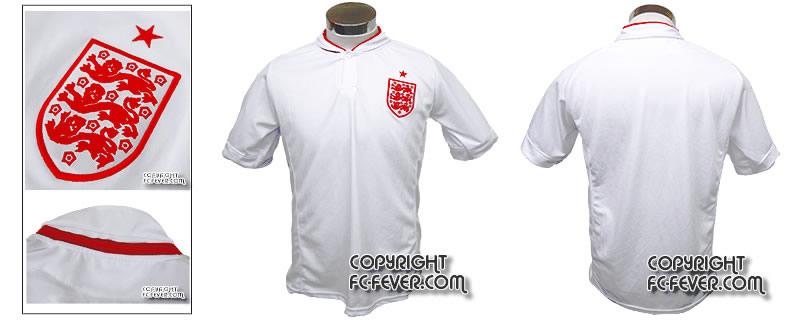 12-13 イングランド代表H 半袖
